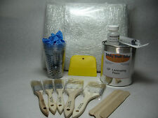 Professional grade fiberglass repair/fabrication KIT *General purpose resin* 1qt