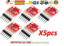5pcs MCP4725 I2C DAC Breakout Module Development Board CJMCU-MCP4725