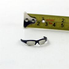 HOT FIGURE TOYS 1/6 model Fashion glasses sunglasses Black glasses