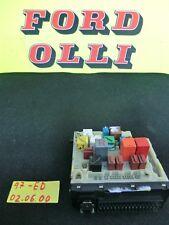 Original Ford Escort Sicherungskasten ZEB 97AG14A073ED Zentralelektrikbox
