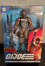 "Hasbro Gi Joe Classified Series Cobra Island Roadblock 6"" Figure"