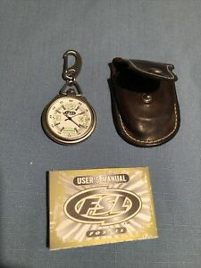 FSL (Fossil) pocket watch With Leather Case