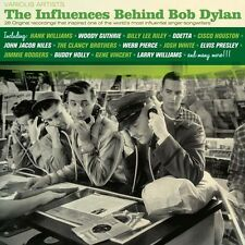 Various Artists - Influences Behind Bob Dylan / Various [New CD]