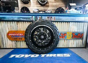 RAM 2500 / CHEVY 2500 WHEEL AND TIRE PACKAGE 35X15.50R22
