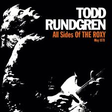 Todd Rundgren - All Sides Of The Roxy - May 1978 (NEW 3 x CD)