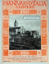 ✅ 1932/1 I Santuari d'Italia SANTUARIO DI NOSTRA SIGNORA DELLE GRAZIE IN GENOVA