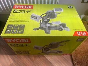 BNIB Ryobi ONE+ 18V Cordless 190mm Mitre Saw EMS190DCL - Body Only
