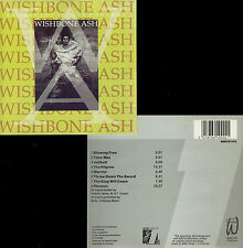 WISHBONE ASH  -  BBC RADIO LIVE IN CONCERT 1972
