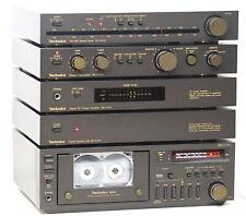 Technics High End Midi Stereoanlage SH-C01K SE-C01K SU-C01K ST-C01K M-02