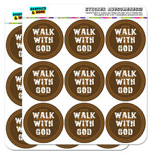 Walk With God Religious Christian Inspirational 2