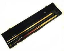BUFFALO 5 PIECE MALVERN SNOOKER CUE AND CASE SET