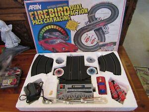 ARTIN Firebird Dual Action Pace Car Racing- Battery Slot Car Racing- One Car