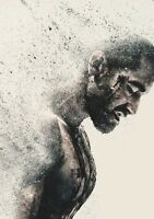 SOUTHPAW Movie PHOTO Print POSTER Textless Film Art Jake Gyllenhaal Boxing 001