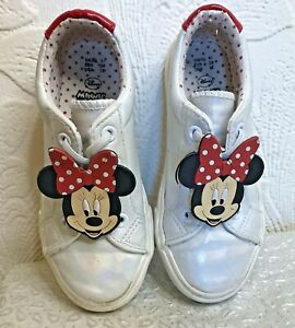 Disney Minnie Mouse Kids Trainers Size 11/29