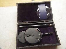 RARE  MEDICAL Ophthalmoscope IN BOX ,,