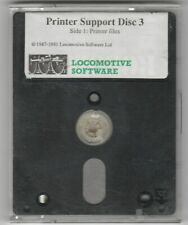 PRINTER SUPPORT DISC 3 For AMSTRAD PCW 8256 & 8512 Computers (1993 Version)