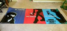 MYSTERY MEN Theatrical Banners COMPLETE SET 1999 ***RARE!!!***