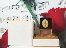 Le Fleur French Perfume 0.5 Oz. Org Box Black & Gold