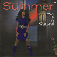 45TRS VINYL 7''/ FRENCH SP DONNA SUMMER / LOVE IS IN CONTROL