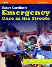 USED (GD) Nancy Caroline's Emergency Care In The Streets, Student Workbook