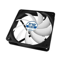 Arctic F12 120mm 3-Pin Fan Silent Cooling with Standard Case ACFAN00027A