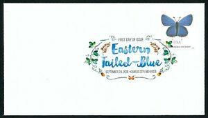 USA, SCOTT # 5136, FDC COVER OF 2-OUNCE BUTTERFLY IN DIGITAL COLOR PRINTING 2016