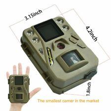 New listing Boly 1.44'' Lcd Mini Hunting Trail Camera 24Mp 1080P 940nm No Glow Ir Wildlife