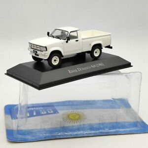 IXO 1:43 ENIAK Durango 4x4 1986 Pick Up Truck Diecast Models Collection White