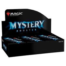 MYSTERY BOOSTER BOX - 24 BUSTE - Magic The Gathering - NUOVO SIGILLATO