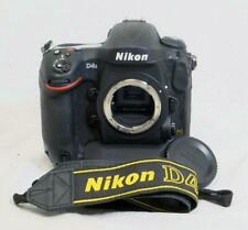 Nikon D4S 16.2MP Digital SLR, 33,842 Clicks, XQD & CF - CLEAN, MUST READ! (8957)