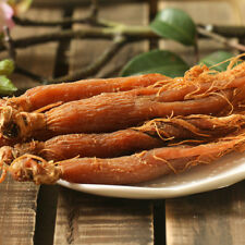 250g quality KOREAN RED MOUNTAIN GINSENG ROOTS HEAVEN 6 YEARS