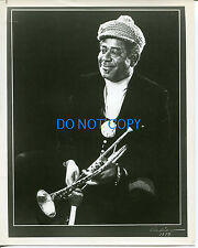 Dizzy Gillespie Big Band Jazz Trumpeter Rare Original Press Promotional Photo
