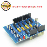 Sensor Shield 5V IO Sensor Expansion Board for Arduino - Robot Parts AU
