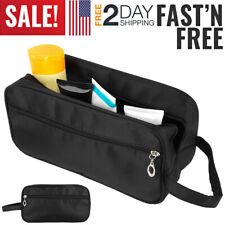 Travel Toiletry Bag Dopp Kit for Men & Women Cosmetics Makeup Shaving Organizer