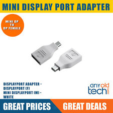Mini Display Port male DP  to Female DP DisplayPort Adapter Projector