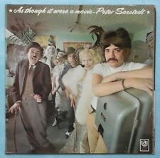 PETER SARSTEDT~AS THOUGH IT WERE A MOVIE~1969 UK 14-TRACK MONO VINYL LP RECORD
