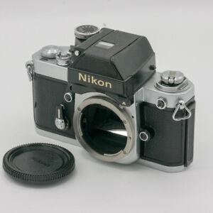 Nikon F2A F2 A + DP-11 Photomic Eye-Level Viewfinder 35mm Film Analog Kamera