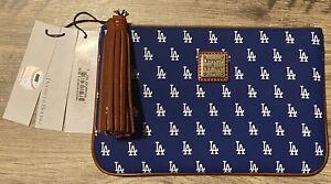 Genuine Dodgers MLB Dooney & Bourke Pouch