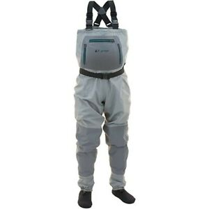 FROGG TOGGS Hellbender Breathable Stockingfoot Chest Wader, Women's Large