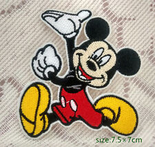Mickey Mouse and Donald Duck classical Embroidered iron on Patch kids clothes
