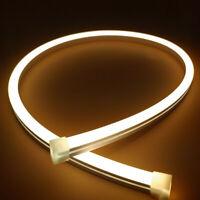 1m-5m RGB LED Neon Rope Tube for WS2812B WS2811 Flexible Strip Light Silica Gel