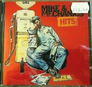 NEW; MIKE AND THE MECHANICS - HITS CD. EXCELLENT FOR PARTIES AND BBQ's. BARGAIN.
