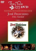 Feliz Navidad The Yule Log With Jose Feliciano Music And Concerts On DVD E35