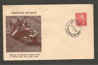 Australia 1948 Farrer Unaddressed FDC 'Brunswick East Vic' Postmark