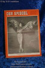 Der Spiegel 33/58 13.8.1958 UdSSR, Bolschoi-Ballett,