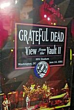 Grateful Dead - View from the Vault 11 NEW! VHS,RARE LIVE 1991 CONCERT 2.5 HOURS