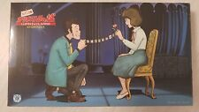 Lupin and Clarisse resin model - Lupin III Castle of Cagliostro