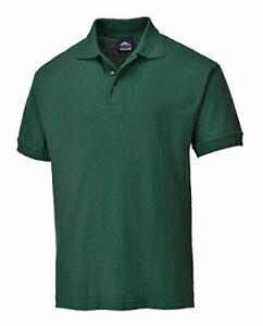 Portwest Corporate Naples Work Polo Shirt ideal Uniform Polo- B210