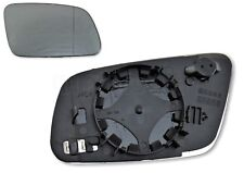 Audi A3 A4 A6 A8 Right Side (Driver) Heated Door Mirror Glass 8D0857536C