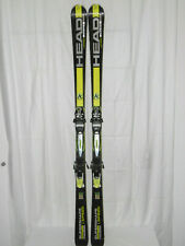 "HEAD "" SUPERSHAPE I.SPEED ERA 3.0 "" TOP SKI RACE CARVER 170 CM + BINDUNG"